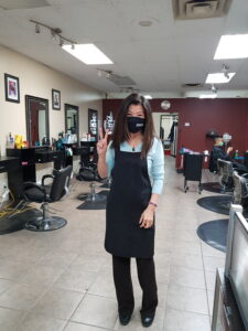Lily-hairdresser