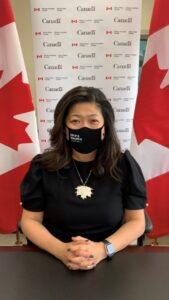 Mary Ng, Minister of Small Business, Export Promotion and International Trade