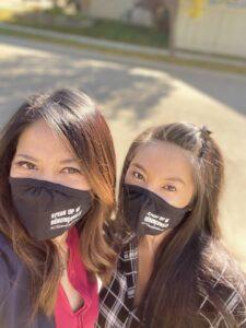 Serena Mah & Alana Olivia-Connelly
